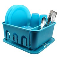 RE S/14 Dinnerware Set - Teal Blue