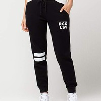 YOUNG & RECKLESS Over Pass Womens Sweatpants | Pants + Joggers