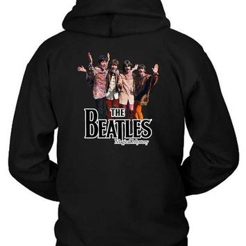 The Beatles Magical Mystery Hoodie Two Sided