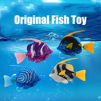 The Original Fish Toy Swim in water Fish Toys  For Cat
