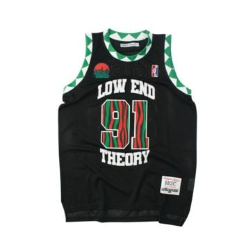 A Tribe Called Quest Low End Theory Basketball Jersey