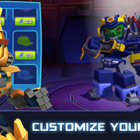 Angry Birds Transformers v 1.33.8 Mod Unlimited Money Download