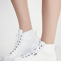 PUMA Womens Basket Mid Trainer