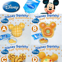 Disney Squishy Charms ~ Cafe Collection