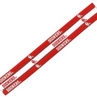 Oklahoma Sooners Elastic Headbands