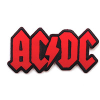 ACDC Applique Iron on Patch