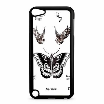 Tattoo Harry Style One Direction iPod Touch 5 Case