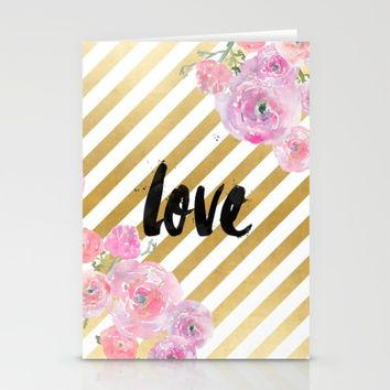 Love Stationery Cards by All Is One