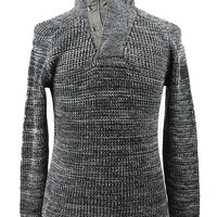 G-STAR RAW Avihu Zip Turtle Knit