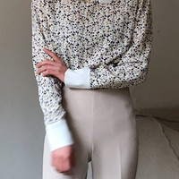 Floral Day Blouse