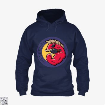 Hellfish, The Simpsons Hoodie