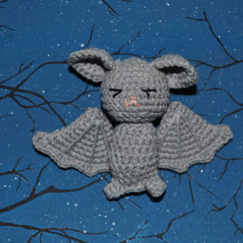 Bat amigurumi / halloween toy / halloween bat