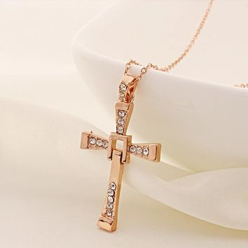 Cross Rack Accessory Men Pendant [10412426004]