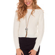 Whisper Sweater Top - Ivory