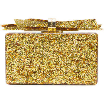 Edie Parker Embellished Clutch Bag - Farfetch