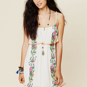 Free People Beach Party Dress