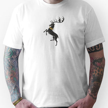 "House Baratheon ""Ours is the Fury"" Unisex T-Shirt"