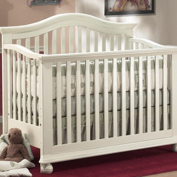 Sorelle Vista 4 in 1 Convertible Crib