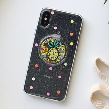 Magical Moving Beads Phone Case