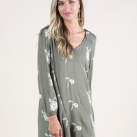 Altar'd State Floral Embroidered Dress | Altar'd State