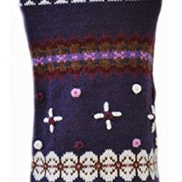 Bobbie Anden Alpaca Wool Sweater for Dogs (XX-Small)