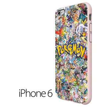 Pokemon iPhone 6 Case