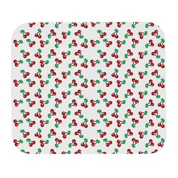 Cherries Everywhere Mousepad by TooLoud