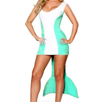 Atomic Dolphin Dress Costume