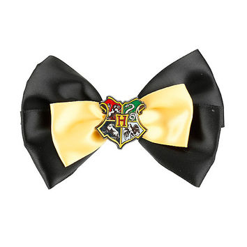 Harry Potter Hogwarts Cosplay Hair Bow