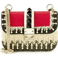 Valentino Garavani 'glam Lock' Shoulder Bag - Eraldo - Farfetch.com