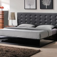 Cool Breeze Platform Bed