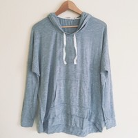 Abby Light Grey Hoodie