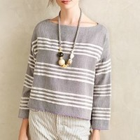 Seafaring Pullover by Lemlem Grey