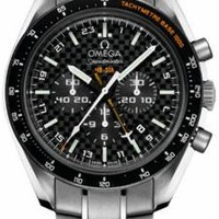 Omega - Speedmaster HB-SIA Co-Axial GMT Chronograph