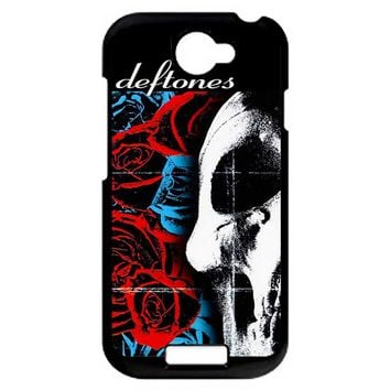 Deftones Chi Cheng HTC One S Case