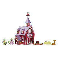 My Little Pony Friendship is Magic Collection Sweet Apple Acres Barn Pack