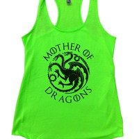 Mother Of Dragons Womens Workout Tank Top