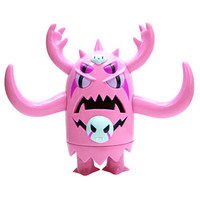 Kaiju For Grow Ups: Taberon Pink by Tokidoki | myplasticheart