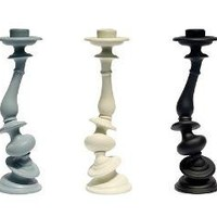 DISTORTION CANDLESTICK | Home Decor, Table Setting, Mood Lighting, Candles, Votives | UncommonGoods