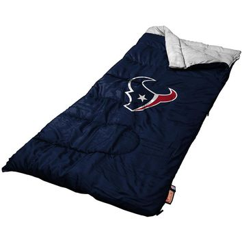 Houston Texans NFL Sleeping Bag