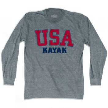 USA Kayak Ultras Long Sleeve T-shirt