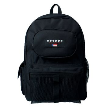 [VETEZE] [3월28일 예약발송] RETRO SPORT BAG - BK