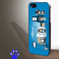 Studio ghibli characther  for iphone 4/4s/5/5s/5c/6/6+, Samsung S3/S4/S5/S6, iPad 2/3/4/Air/Mini, iPod 4/5, Samsung Note 3/4 Case * NP*