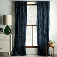 Pintuck Curtains