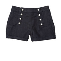 Sailor Shorts in Ink - Ink Rinse