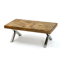 Hip Vintage Patchwork Coffee Table