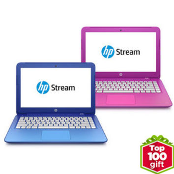 "Walmart: HP 11.6"" Stream 11-D010WM Laptop PC with Intel Celeron Processor, 2GB Memory, 32GB Hard Drive, Windows 8.1 and Microsoft Office 365 Personal (1-yr membership) (DVD/CD DRIVE NOT INCLUDED)"