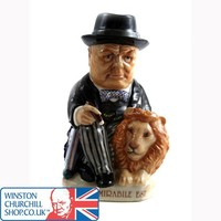 Churchill Toby Jug - Spirit of Britain , Toby Jugs , China