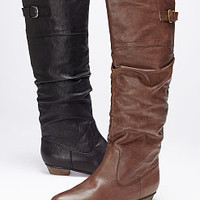 Craave Scrunched Boot - Steve Madden - Victoria's Secret
