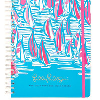 Lilly Pulitzer Jumbo Agenda- Red Right Return